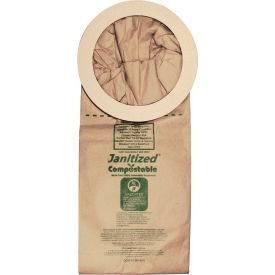 Advance Compostable Vacuum Bag for Advance Adgility 10 Qt. Backpack