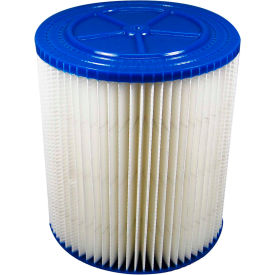 Craftsman Wet/Dry Filter - Fits 5 Gallon and Above, Case of 27