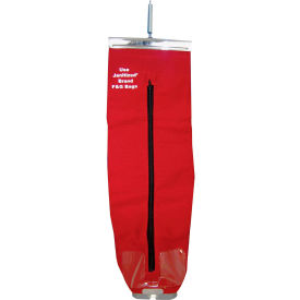Euroclean Cotton/SMS Upright Cloth Vac Bag W/Lock - Pro12 E888/Pro16 E899, Nilfisk ReliaVac 12/16HP