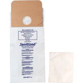 Advance Paper Vacuum Bag - Power One 12 & 15