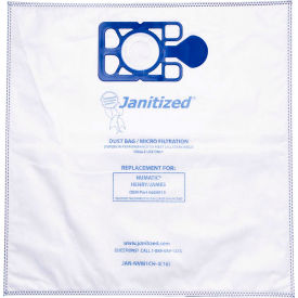 N.A.C.E. Paper Vacuum Bag - N.A.C.E & Numatic Henry/James 200/225/235/250/252/260