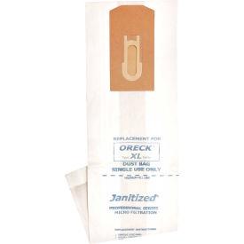 Oreck Paper Vacuum Bag - XL2000 (Type CC) 1 Ply
