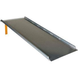"""Vestil Aluminum Hand Truck Dock Plate AHTD-3036 30"""" x 36"""" 800 Lb. Cap."""