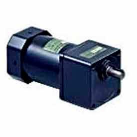 Oriental Motor, Induction Motor, BHI62S-180, 350 Torque, 180:1 Gear Ratio