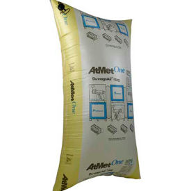 """AtmetOne Polywoven Airbag 48"""" x 48"""" Level 1 AAR Certified - Pkg Qty 10"""