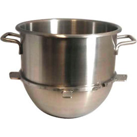 Alfa 30VBWLA Adaptable Mixer Bowl For Hobart H600, H600D, P660, L800, L800D, M802, V1401, V1401U by