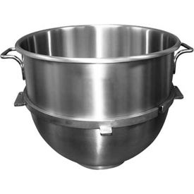 Alfa 80VBWL Mixer Bowl For Hobart L800, L800D, M802, T801 & (With Adapter Ring) V1401, V1401U by