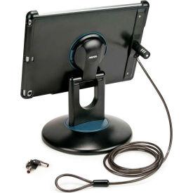 Aidata IA-1004BL Anti-Theft Locking ViewStation for iPad Air 1 & 2, Black Shell with Black Base