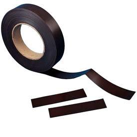 """Plain Magnetic Roll Stock, 3"""" x 50 ft, Scored 3"""" x 5"""""""