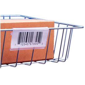 Labels For Wire Shelving   Shelving Labels Signs Card Holders Label Holder Wire Basket