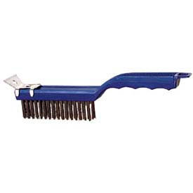 "American Metalcraft 1147 Brush/Scraper, Wire, 11-1/2"" Long by"