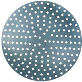 """American Metalcraft 18907P - Pizza Disk, 7"""", Perforated, 36 Holes"""