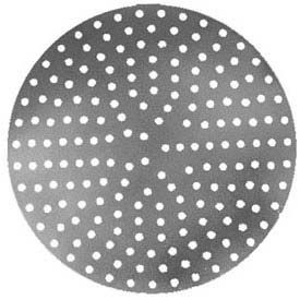 """American Metalcraft 18912PHC - Pizza Disk, 12"""", Perforated, 113 Holes, W/Hard Coat"""