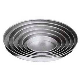 "American Metalcraft A4008**** - Pizza Pan, Straight Sided, 8"" Dia., 1"" Deep, Solid, Aluminum"