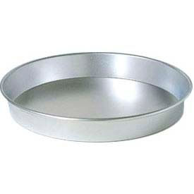 "American Metalcraft A90091.5 - Pizza Pan, Tapered/Nesting, 9"" Dia., 1-1/2"" Deep, Solid, Aluminum"