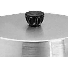 American Metalcraft BAKNOB - Knobs, Black Bakelite