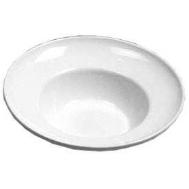 "American Metalcraft CER7 - Bowl, 60 Oz., 12"" Dia., Ceramic, White"