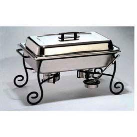 American Metalcraft CFKIT - Chafer Kit For CF1, Food Pan, Water Pan, Lid, Fuel Holders