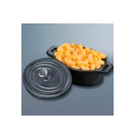 "American Metalcraft CIPR42 - Baking Dish, 8.3 Oz., 4"" Diameter x 2""H, Small, Round, Cast Iron"