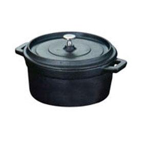 American Metalcraft CIPR5526 - Baking Dish, 26-1/2 Oz., Round, Cast Iron