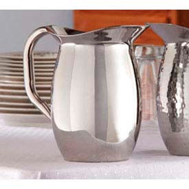 American Metalcraft DWP44 Bell Pitcher, 44.8 Oz. (1.4 Qt.), Double Wall Insulated by
