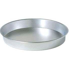 "American Metalcraft HA90082 - Pizza Pan, Tapered/Nesting, 8"" Diameter, 2"" Deep, Solid"