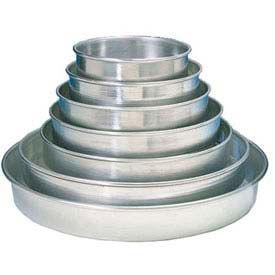 "American Metalcraft HA90671.5 - Pizza Pan, Tapered/Nesting, 6"" Diameter, 1-1/2"" Deep, Solid"