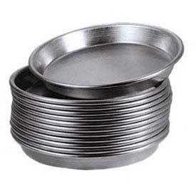 "American Metalcraft HADEP10 - Pizza Pan, Tapered/Nesting, 10"" Diameter, Solid, 1"" Deep"