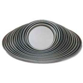 """American Metalcraft HC2010 - Pizza Pan, Tapered/Nesting, 10"""" Dia., 1/2"""" Deep, Solid, With Hard Coat"""