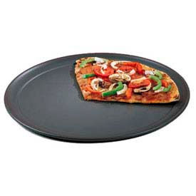 "American Metalcraft HCTP6 - Pizza Pan, Wide Rim, 6"", Solid, With Hard Coat"