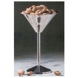"American Metalcraft JMART15 - Martini Glass Server, 50 Oz., 9"" Dia. x 15""H"