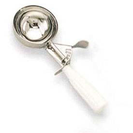 American Metalcraft NSPDS6 - Thumb Disher, Size 6, White Handle