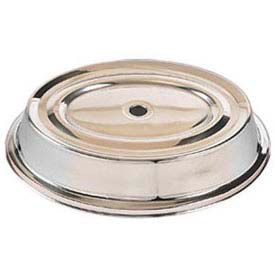 """American Metalcraft OV1250S - Platter Cover, W/Finger Hole, For Narrow Body 11-1/16"""" To 12-1/2"""" Long"""