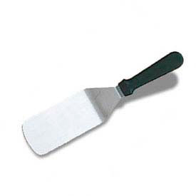 """American Metalcraft PS14 - Turner, 3 x 8 Offset Rounded Blade, 14"""" Overall Length"""