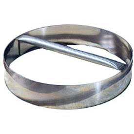 "American Metalcraft RDC11 - Dough Cutting Ring, 11"" ID x 3"" High"
