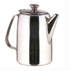 American Metalcraft SSCP68 - Esteem Coffee Pot, 70 Oz., W/Hinged Lid, Mirror Finish