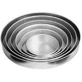 """American Metalcraft T80082 - Pizza Pan, Straight Sided, 8"""" Dia., 2"""" Deep, Solid"""
