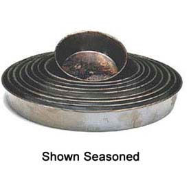 "American Metalcraft T9005 - Pizza Pan, Tapered/Nesting, 5"" Dia., 1-1/8"" Deep, Solid"