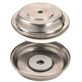 "American Metalcraft TB60 - Pellet Base, For Use With Plates 8-11/16"" To 9-3/4"", Double Walled"