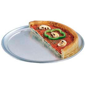 """American Metalcraft TP6 - Pizza Pan, Wide Rim, 6"""", Solid"""