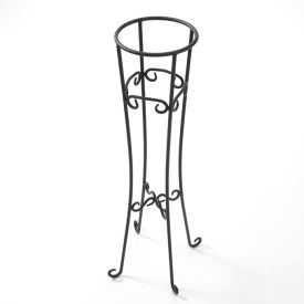 American Metalcraft WICS34 - Champagne Stand, Wrought Iron
