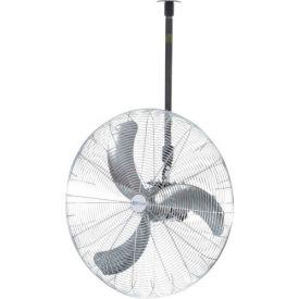 """Airmaster Fan 24"""" Ceiling Mount Fan 20780K 1 HP 7700 CFM"""