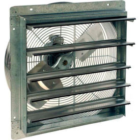 "Airmaster 7"" Direct Drive Low Pressure Shutter Fan"