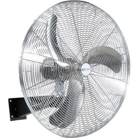 "Airmaster Fan 30"" Wall Mount Fan 37145 1/3 HP 8402 CFM"
