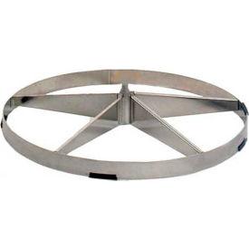 Airmaster Fan Stainless Steel Open Pedestal Base 77001