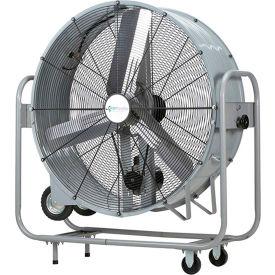 """Airmaster Fan 48"""" Belt Drive Swivel Mount Mancooler® 60026 1 HP 17730 CFM"""
