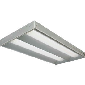 Lithonia Lighting 2RT5 28T5 MVOLT GEB95 LPM841P Recessed Lay-In Fixture, T5, MVOLTV
