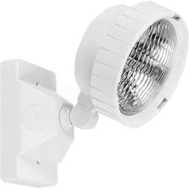 Lithonia ELA NX H1212 Sealed Remote Fixture Single Head Sealed&Gasketed PAR36 Halogen Lamp,12W,12V