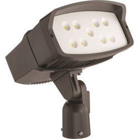 Lithonia OFL2 LED P2 40K MVOLT IS DDBXD M2 OFL Size 2 LED Flood Luminaire