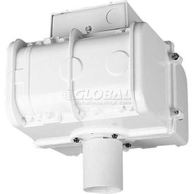 Lithonia TXD 400MP A23 TB SCWA LPI Protected Met. Hal. Industrial Low Bay 400w Lamp Included